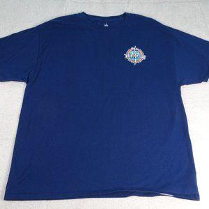 Disney Parks Vacation Club Blue T-Shirt X-Larges